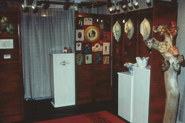 Back in the day, this was my show booth.